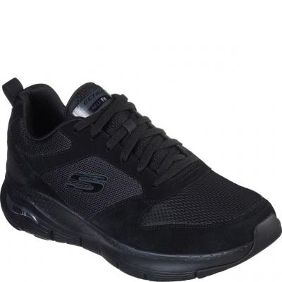 Sneakers från Skechers Mens Arch Fit - 232101-BBK från Skechers