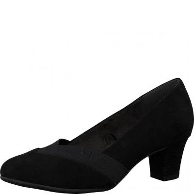 Pumps Jana Softline. 8-8-22465-25/001 från Soft Line